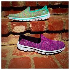 Skechers GoWalk 2 shoes for arthritic feet!