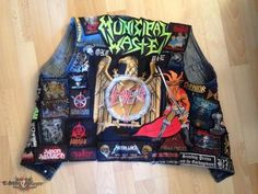from http://tshirtslayer.com/battle-jacket/my-baby