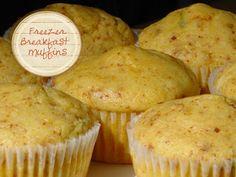 Domestic Servitude: Freezer Breakfast Muffins