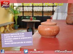 Hotel Pousada Maria Brasil: CONHEÇA O HOTEL POUSADA MARIA BRASIL!