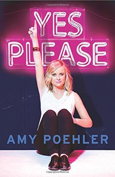 Yes Please by Amy Poehler  HARDCOVER ONLY PLEASE! http://www.amazon.com/dp/0062268341/ref=cm_sw_r_pi_dp_olwjwb166PWA4