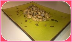 No gluten! Yes vegan!: Fagioli di Spagna con alghe e semi benefici