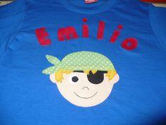 camiseta de Pirata