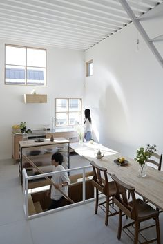 live here • itami house • tato architects • via remodelista