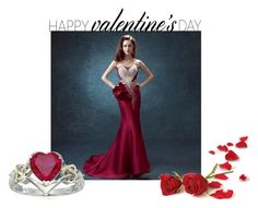 """Valentine Formal Wear"" by loretta-goodin-kendall on Polyvore"