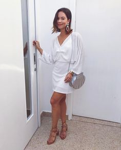 look clean e white por Juliana Goes