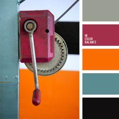 Цветовая палитра №896