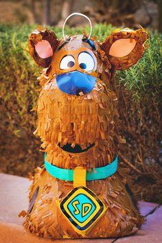 Spooky Scooby Doo Haunted Carnival Birthday Party