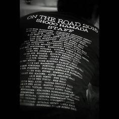 悲報SHOGO HAMADA ON THE ROAD2016 アリーナツアーに東京が無いw さいたま公演ってなんだコレまぁ行くけどさ\m/_\m/きっと年明け葡萄缶だな #shogohamada#ontheroad #ontheroad2015#ontheroad2016#JourneyofaSongwriter#浜田省吾 by bicivita