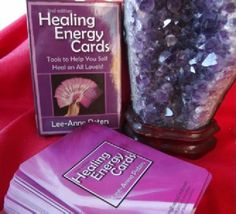 """Healing Energy Card3rd eye Opening - Allow your psychic gifts to open by focusing on your third eye chakra. Allow it to open gently through study, prayer and meditation. As you open this area also look at any issues you may have in trusting your inner guidance. Your guidance and your connection to spirit is strong - work with this connection by learning to trust this force that is a part of you and that guides you. """"My psychic gifts open gently and purposefully."""" Namaste Lee-Anne Peters"""