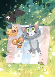 Cocoppa Wallpaper, Kawaii Wallpaper, Wallpaper Iphone Cute, Cartoon Wallpaper, Cute Wallpapers, Disney Cute, Foto Cartoon, Disney Paintings, Illustrations And Posters