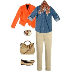 """Weekend Casual from www.lookingstylish.co.uk"" by mfsadler on Polyvore"
