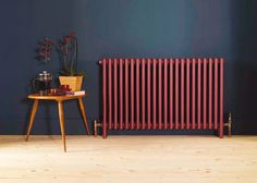 Bisque's Classic radiator, £1,003 for H67.5xW104xD13.5cm