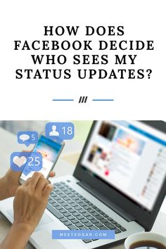 Frustrated by how few people you reach on Facebook? You can better understand how Facebook decides who sees your status updates with this free article. Create a social media strategy that involves Facebook and expand your reach to grow your business. When you better understand the social media platforms you can use them to market in a way that grows your brand.