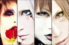 Visual Kei make up 3