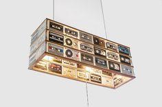 Rewind plafondlamp – Queen of Trash