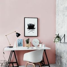2016 Colour trends for interiors _ a calendar on ITALIANBARK - rose quartz interiors pantone 2016