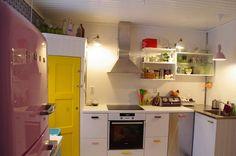 Herra Puukenkä ja Neiti Räsymatto: Maistiaisia keittiöstä