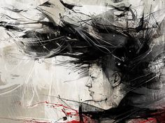 Illustrations By Russ Mils   Illustrations By Russ Mils   Russ Mills, an Illustrator from England.His current work is an clash of styles from classical to pop surrealism, focusing predominantly on the human form, though also abstracting elements from nature and the animal kingdom. Covering subjects such as superficiality and isolation progressing into more socio-political expressions.