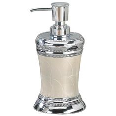 NU Steel Fantasy Soap and Lotion Pump & Reviews | Wayfair