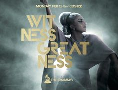 Lady Gaga  Witness Greatness February 15 on CBS