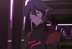 Krolia, Keith's Galra Mother from Voltron Legendary Defender