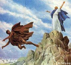 JESUS CRISTO É O CAMINHO! A VERDADE E A VIDA!: Como Jesus Venceu a Tentação
