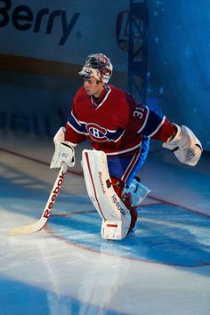 Cary Price of Habs