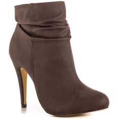 Mandie - Brown Pu, Michael Antonio, 59.99, FREE Shipping!
