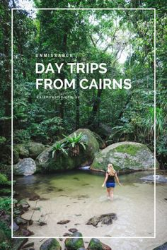 Cairns is a great place to base yourself for some unforgettable Queensland adventures. Within two hours you can visit waterfalls, pre-historic rainforest, stunning beaches and see endangered wildlife you can't see anywhere else in the world. Here's our tips to making your trip to Tropical North Queensland truly memorable.