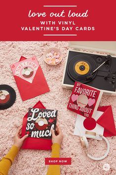 Looking for a Valentine's Day card for your sweetie? How about a Valentine's Day gift idea? Hallmark's Vinyl Record cards are the perfect way to show someone you care with a Valentine's Day card and gift in one! Magic Birthday, Birthday Fun, Birthday Cards, Funny Valentine, Valentine Day Cards, Be My Valentine, Happy Birthday Messages, For Sale Sign, Vinyl Records
