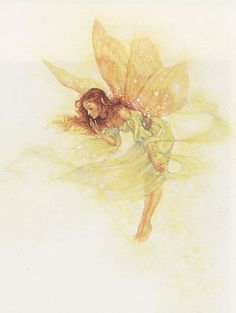Tinker Bell the Fairy from Peter Pan Fairy Dust, Fairy Land, Fairy Tales, Magical Creatures, Fantasy Creatures, Fairy Paintings, Kobold, Fairy Pictures, Dragons