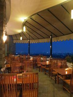 14 restaurants in Bandung with incredibly breathtaking views