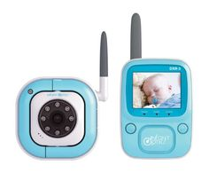 Amazon.com : Infant Optics DXR-5 2.4 GHz Digital Video Baby Monitor with Night Vision : Baby Audio Visual Monitors : Baby
