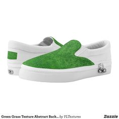 Green Grass Texture Abstract Background Slip-On Sneakers - Canvas-Top Rubber-Sole Athletic Shoes By Talented Fashion And Graphic Designers - #shoes #sneakers #footwear #mensfashion #apparel #shopping #bargain #sale #outfit #stylish #cool #graphicdesign #trendy #fashion #design #fashiondesign #designer #fashiondesigner #style
