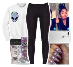 """""""need this shirt💜"""" by aribearie ❤ liked on Polyvore featuring Chicnova Fashion and UGG Australia"""