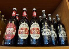 Fentimans Ginger Beer and Curiosity Cola at Manufactum im Alten Hof, München   EatExploreEtc.com