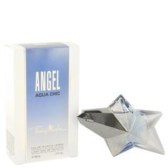 Angel Aqua Chic Perfume by Thierry Mugler 1.7 oz Light Eau De Toilette Spray