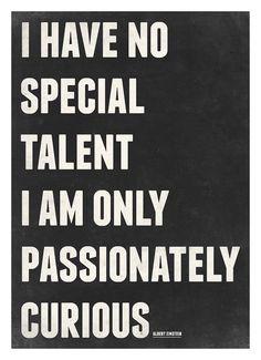 Albert Einstein quotes poster