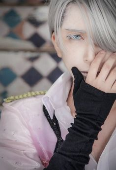 Victor Nikiforov (Yuri On Ice)