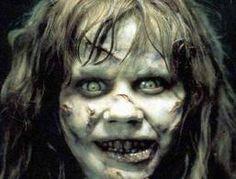 Een raar eng meisje ;p