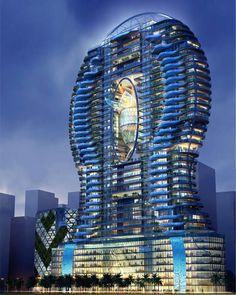 The latest building to make waves in India