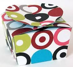 paterns for gift boxes