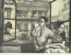A print by Anupam Sud