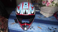casque moto pour enfant