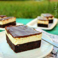 Nutella, Brownies, Cheesecake, Desserts, Gardening, Food, Mascarpone, Cake Brownies, Tailgate Desserts