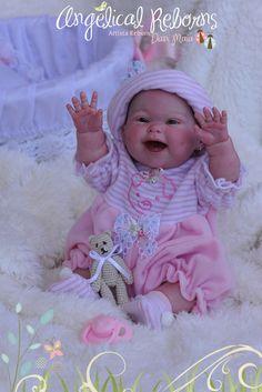Mini Bebê Reborn