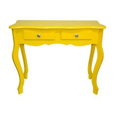 Aparador Luca Millani Cristal 2GV Amarelo
