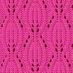 knitting stitches stitchpattern