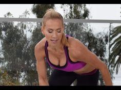 TABATA Workout Intermediate/Advanced 24 Min With Julia Bogner - YouTube